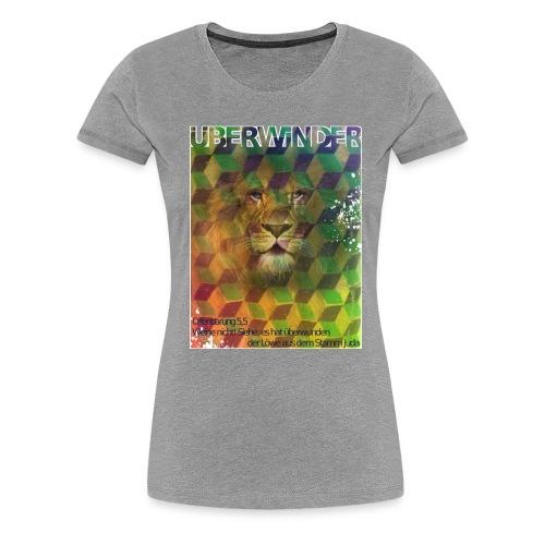 Überwinder - Frauen Premium T-Shirt