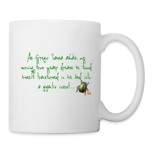 Kafka Mug - Mug