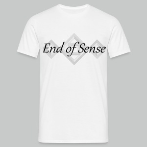 Quadbar - Men Shirt - white - Männer T-Shirt