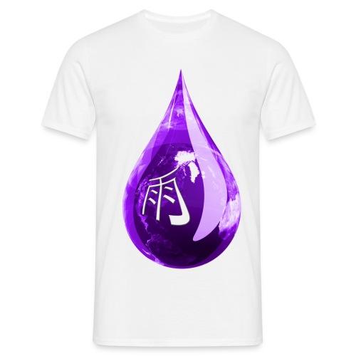 RAINDROP - Männer T-Shirt