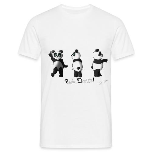 Dance du Panda - T-shirt Homme