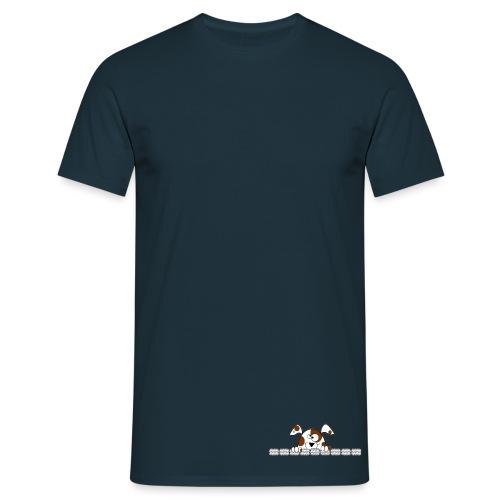 Herren-Shirt: Pfüü - was gucksch du? - Männer T-Shirt