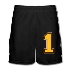 Pantalon corto de deporte hombre - Pantalones cortos de fútbol hombre
