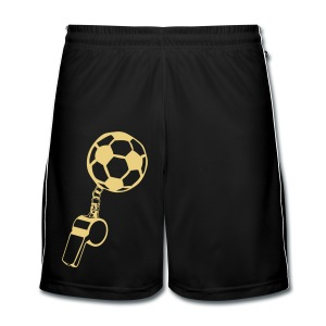 Pantalon corto hombre Arbitro - Pantalones cortos de fútbol hombre