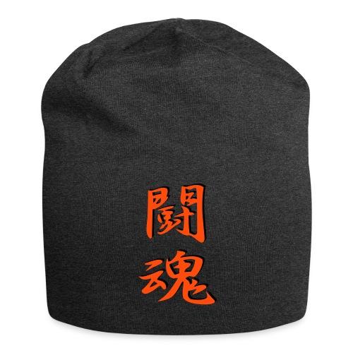 Gorro asiatico - Gorro holgado de tela de jersey