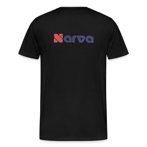 NARVA T-Shirt - Männer Premium T-Shirt