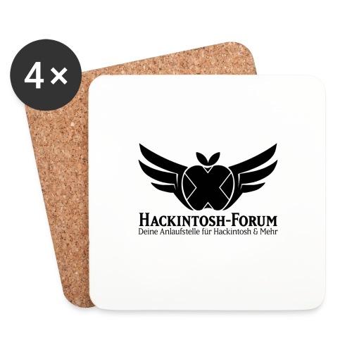 Untersetzer 4er Pack - Hackintosh-Forum - Untersetzer (4er-Set)