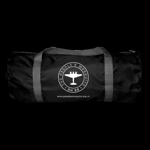 MP Zippy Duffel Bag Black - Duffel Bag