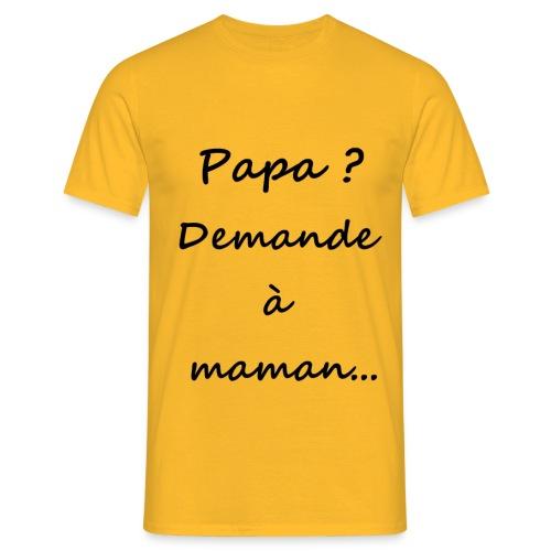 T-shirt Famille - T-shirt Homme