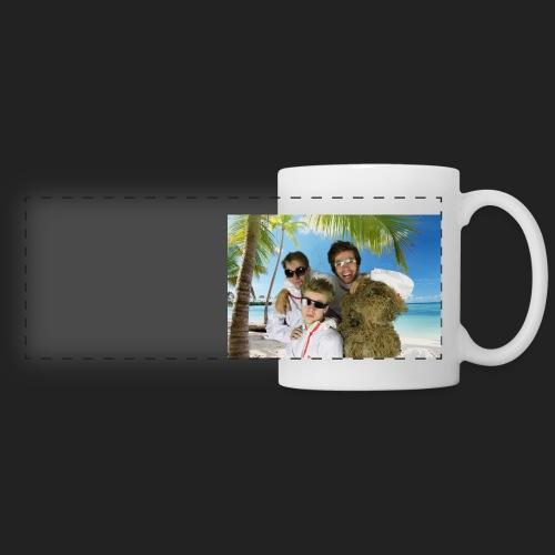 Die Gute Laune Tasse  - Panoramatasse