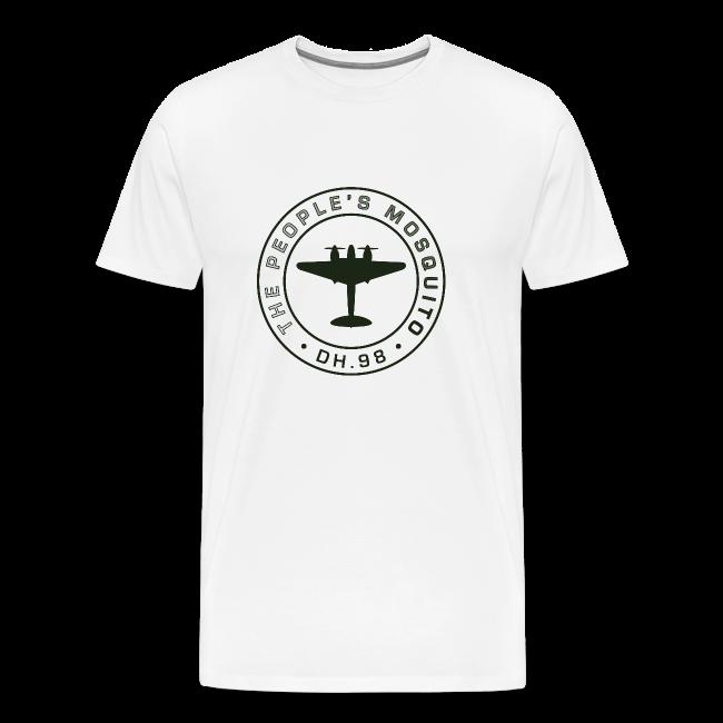 Men's MP Logo T-shirt - White