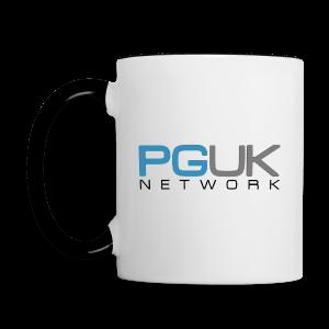 PGUK Network Mug - Contrasting Mug