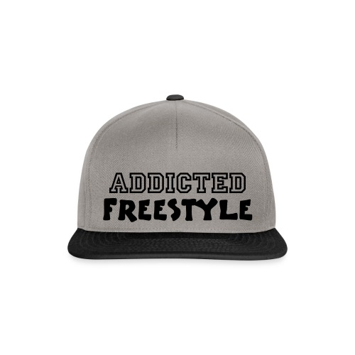 Addicted Brand Cap | Addicted to Freestyle - Snapback Cap