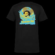 T-Shirts ~ Männer T-Shirt mit V-Ausschnitt ~ Bike Men V-Neck
