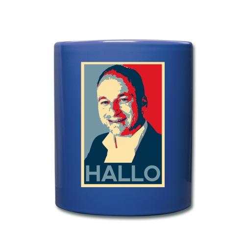 Marcell O'Bama Tasse - Tasse einfarbig