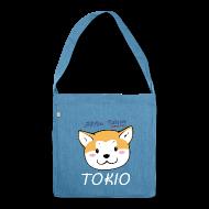 Borse & Zaini ~ Borsa in materiale riciclato ~ Speciale per Tokio