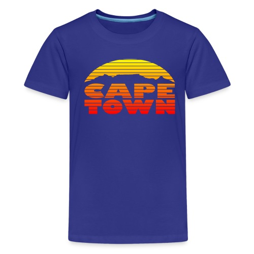 Cape Town Youth Collection - Teenager Premium T-Shirt