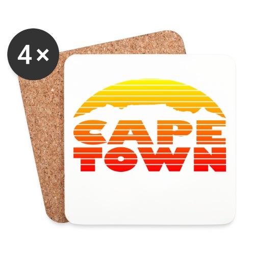 Cape Town Untersetzer - Untersetzer (4er-Set)