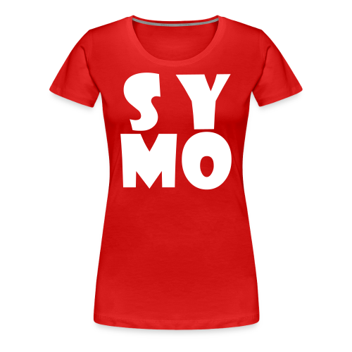 SYMO Ladies - Women's Premium T-Shirt