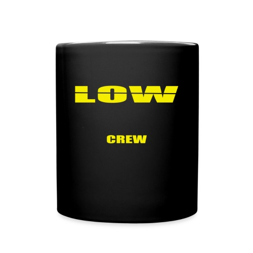LOW Collection 2016 - Official Crew Mug - Yksivärinen muki