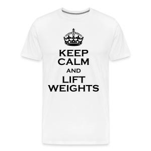 KCLW Premium T-Shirt Herr - Premium-T-shirt herr