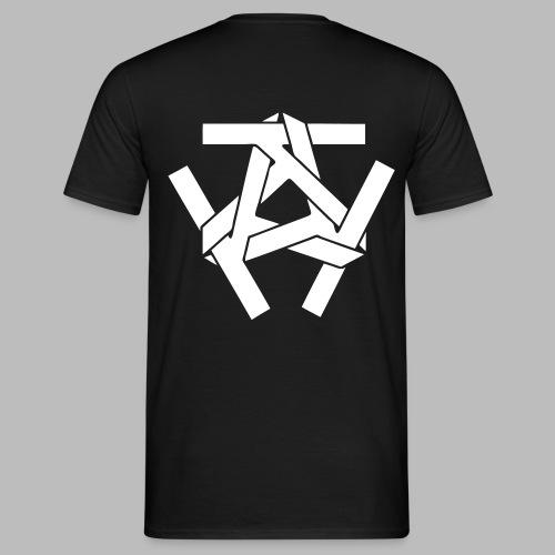 Clan Logo hinten - Vers. Farben - Männer T-Shirt
