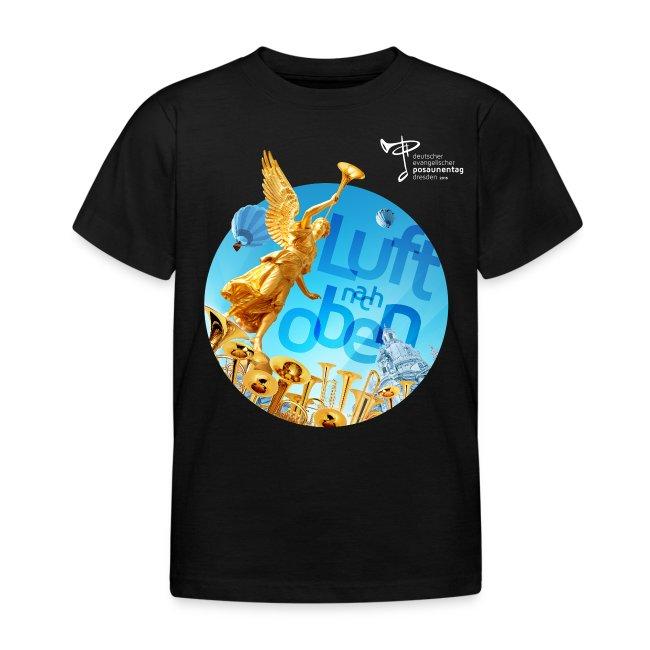 Kinder-Shirt mit dem DEPT Motiv
