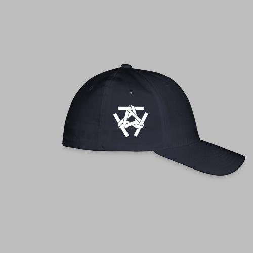 Cap - Logo seitlich - Flexfit Baseballkappe