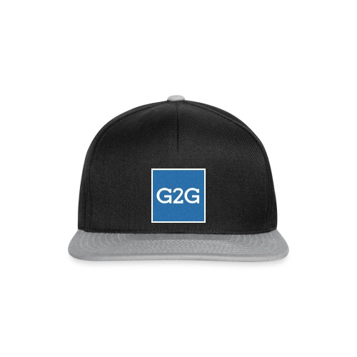 Snapback Cap G2G - Snapback Cap