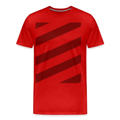 Stripe - Men's Premium T-Shirt