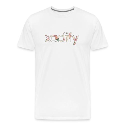 Floral - Men's Premium T-Shirt