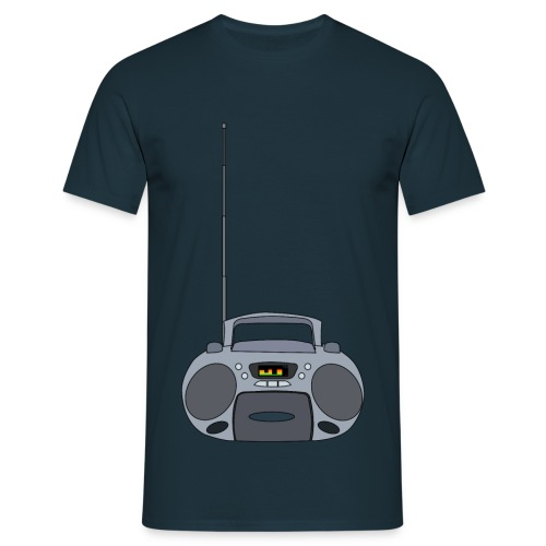 Radio - Men's T-Shirt