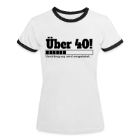 Über 40 T-Shirt