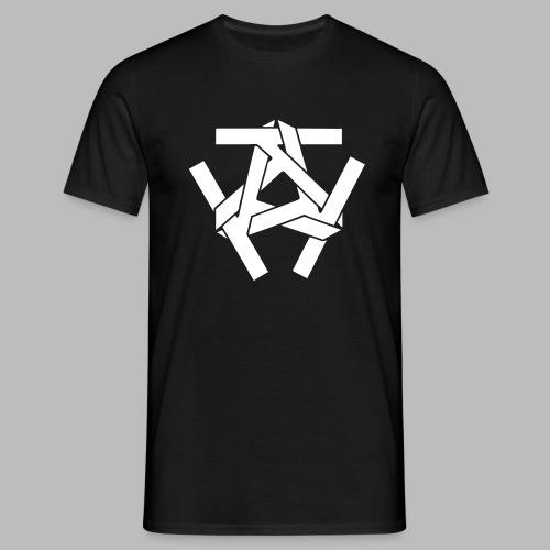 Clan Logo vorne - Vers. Farben - Männer T-Shirt