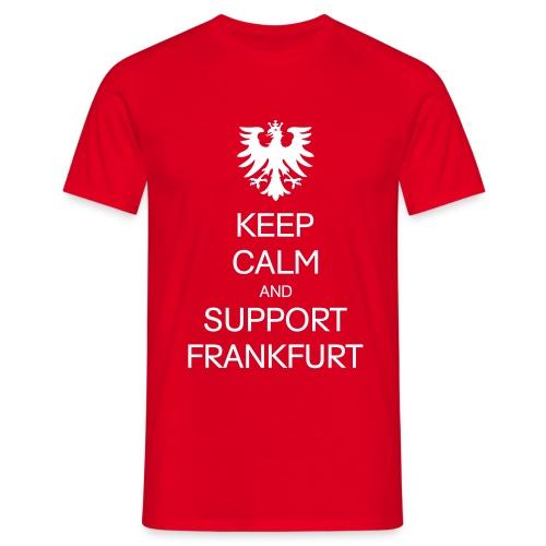 Frankfurt Fan - Männer T-Shirt