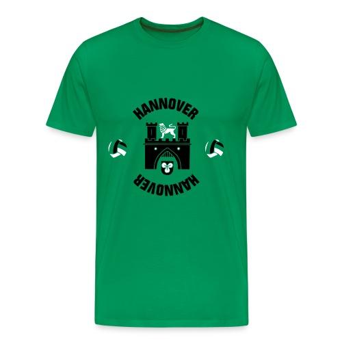 Hannover Fan - Männer Premium T-Shirt