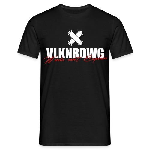LNGBRD - VLKNRDWG 01 - Words can't Explain - Männer T-Shirt