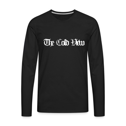 The Cold View - Logo Longsleeve - Men's Premium Longsleeve Shirt