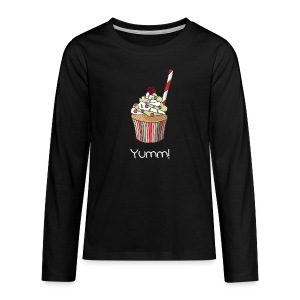 Teenagers' Premium Longsleeve Shirt
