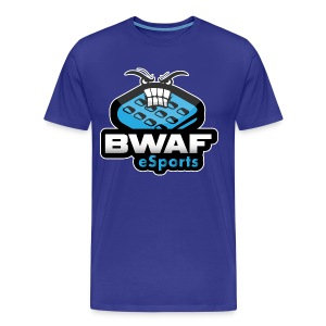 BWAF eSports Blue - Men's Premium T-Shirt