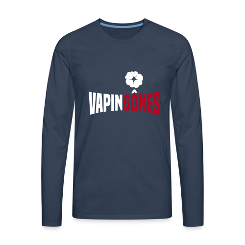 VAPING GôNES - T-shirt manches longues Premium Homme