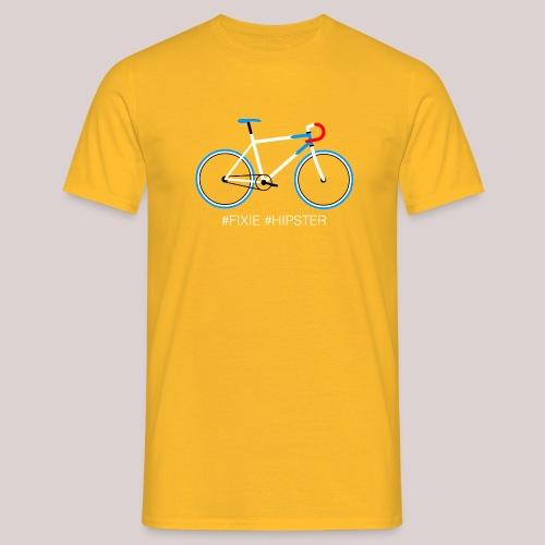 08-30 Fixie Fahrrad - Männer T-Shirt