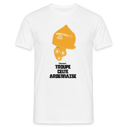 T-shirt homme Full metal celtic - T-shirt Homme