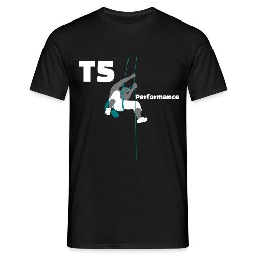 T5 Performance T-Shirt - Männer T-Shirt