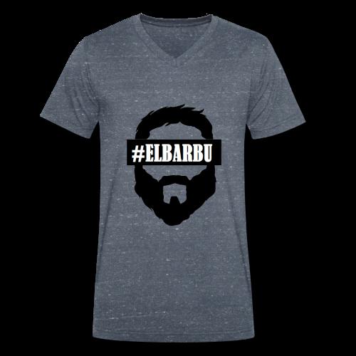 T-Shirt col V ElBarbu - T-shirt bio col V Stanley & Stella Homme