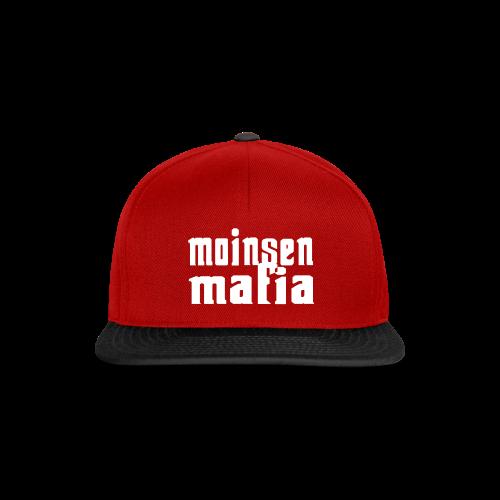 Moinsen Mafia Cap rot - Snapback Cap