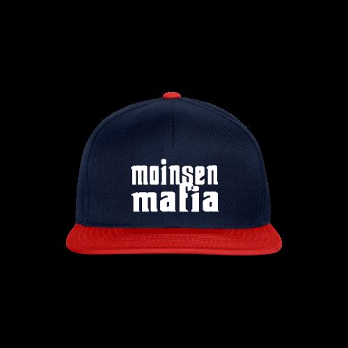 Moinsen Mafia Cap blau - Snapback Cap