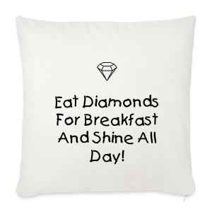 Diamond (Sofa Pillow Cover 44x44cm) - Sofa pillow cover 44 x 44 cm