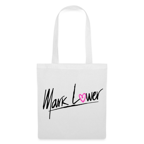 White - Logo Tote Bag - Tote Bag