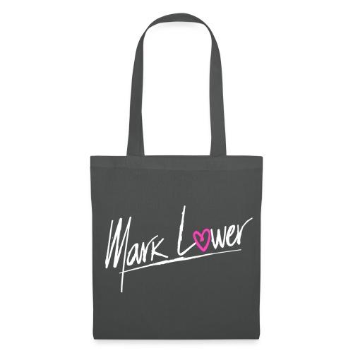 Grey - Logo Tote Bag - Tote Bag